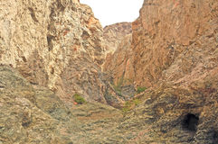 Rugged Canyon Royalty Free Stock Photography