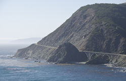 Rugged Central Coast stock photography