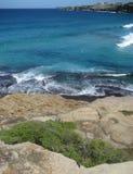 Rugged Coastline Royalty Free Stock Photography