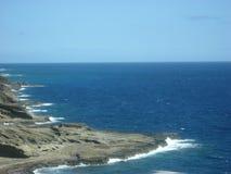 Rugged coastline Royalty Free Stock Photo