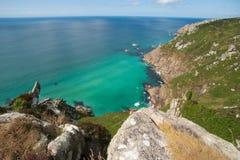 Rugged coastline Royalty Free Stock Photos