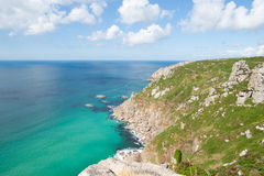 Rugged coastline Royalty Free Stock Images