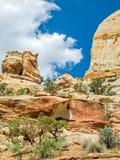 Rugged Desert Landscape Stock Photos