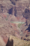 Rugged Grand Canyon Stock Image