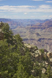 Rugged Grand Canyon Landscape Royalty Free Stock Photos
