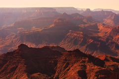 Rugged Grand Canyon Landscape Royalty Free Stock Photo