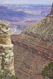 Rugged Grand Canyon Scenic Stock Images