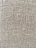 Rugged linen fabric Stock Image