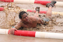 Rugged Maniac Stock Photo