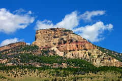 Free Rugged Mountain Scenery Of Wyoming Royalty Free Stock Photo - 35713215