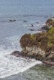 Rugged North Maui Coastline Landscape Stock Image