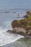 Rugged North Maui Coastline Landscape. Teh scenic landscape of the north Maui coastline Stock Image