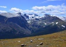 Rugged peaks Stock Image