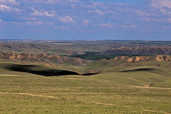 Rugged Prairie Country Stock Images