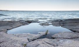Rugged seaside Royalty Free Stock Image