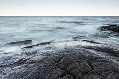 Rugged seaside Stock Images