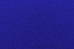 Rugged textile blue background Royalty Free Stock Photo