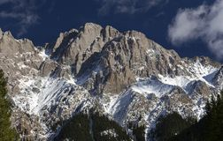 Mount Blane in Kananaskis Country Alberta Canada Stock Photo