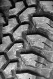 Rugged tyre Royalty Free Stock Photos