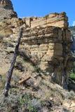 Rugged Utah mountain Royalty Free Stock Photos