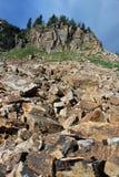Rugged Utah Mountains (portrait style) Stock Photo