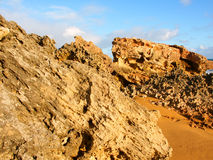 Rugged Victoria Australia Coastline Stock Images