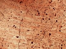 Rugged wall wallpaper Royalty Free Stock Images