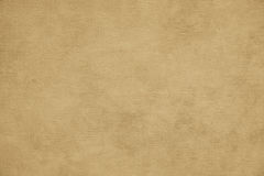 Rugged  yellow paper background Stock Images
