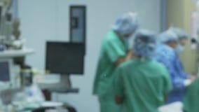 Ruggegraatschirurg (5 van 11) stock video