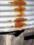 Ruggine 1 del serbatoio di acqua Immagine Stock