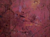 Ruggine del fondo, struttura, metallo, acciaio, Fotografie Stock