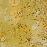 Ruggine della zolla d'acciaio Fotografie Stock Libere da Diritti