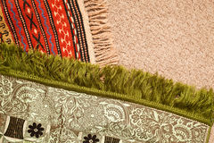 Rugs Royalty Free Stock Photography
