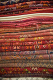 Rugs, Marrakesh II Stock Photo