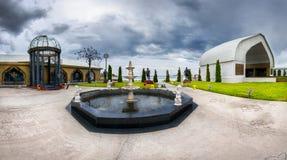 Ruh Ordo in Kirgisistan Stockbilder