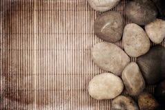 Ruhe-Konzept Grunge Hintergrund Stockbilder