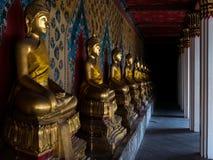 Ruhe von Buddha-Bildern Lizenzfreies Stockbild