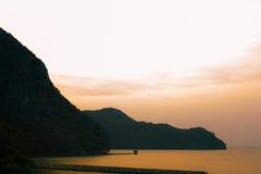 Ruhig in Thailand stockbild