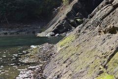 Ruhige Bucht Stockfoto