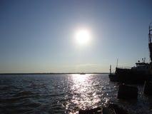 Ruhige Bucht Stockfotografie