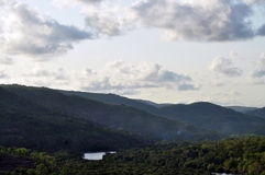 Ruhige Landschaft Stockfotos