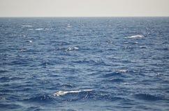 Ruhige Seen in den Karibischen Meeren Lizenzfreie Stockfotos