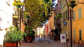 Ruhige Straßen von Provance Lizenzfreies Stockfoto