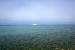 Ruhiger Baikal Stockfoto