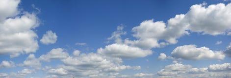 Ruhiger Himmel Stockbilder
