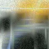 Ruhiger Hintergrund und kleine weiße Tropfen Lizenzfreies Stockbild