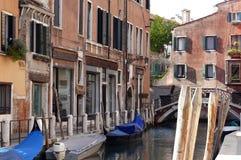 Ruhiger Platz in Venedig Lizenzfreie Stockfotografie