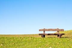 Ruhiger Platz zum stillzustehen und sich zu entspannen Stockfoto