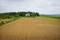 Ruhiges kleines Haus Lizenzfreies Stockfoto