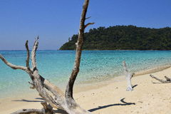 Ruhiges Thailand stockbild